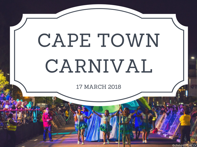 Planning for South Africa's Colourful And Diverse Carnival Parade