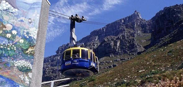 Cape Town Tourism Info Centres - Table mountain hotel cape town