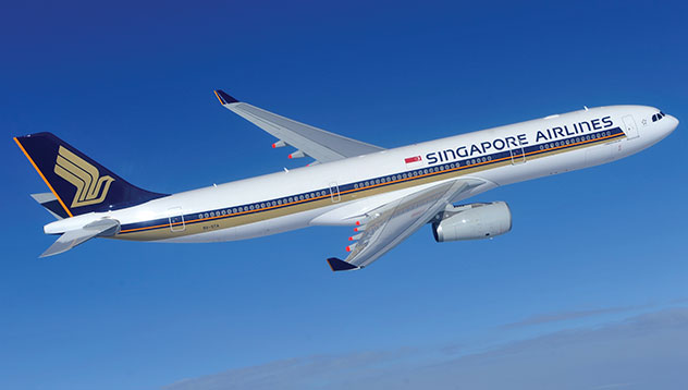 Singapore Airlines: To Launch Daily Services To Cape Town 26Mar18