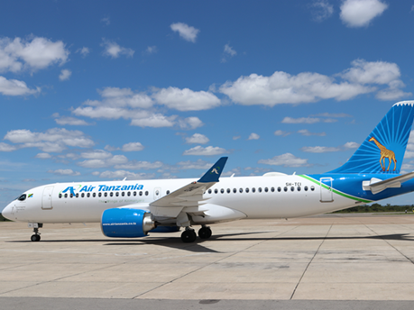 Air Tanzania returns to O.R. Tambo International Airport after 10 years with four direct weekly flights