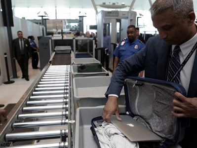 Expect increased security measures on flights from SA to the US